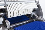 Mudel 562A Automaatne kamara, sidekoe ja rasvakihi eemaldamise masin
